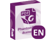 Foxit PhantomPDF Standard 8 EN with Annual...
